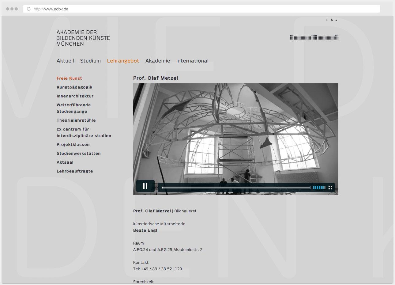 Innenarchitektur Adbk adbk de reilldesign grafik layout reill